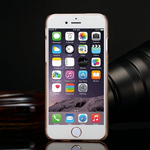 GHC Cases & Covers, Fevelove für iPhone 6 & 6s Diamond verkrustete Sonnenblume Perle Bell Pattern PC Schutzhülle Back Cover ( SKU : IP6G2010M ) IP6G2010A