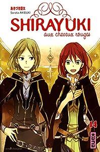 Shirayuki aux cheveux rouges n° 14<br /> Chapitre 61 à 65