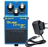 BOSS BD-R 2Appareil Blues Driver Effet pour guitare keepdrum Alimentation 9V