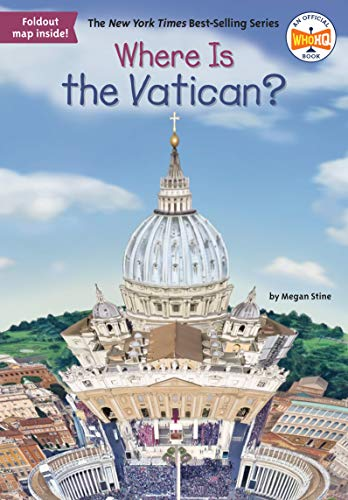 Where Is the Vatican? (Where Is?) (English Edition)