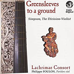 Greensleeves To A Ground