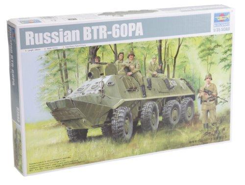 Trumpeter 01543 - 1/35 Panzer BTR-60 PA (Model Paint Kit Militär)