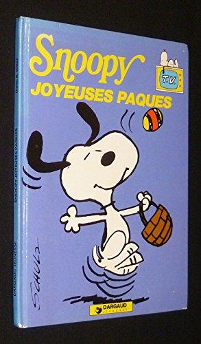 Snoopy, joyeuses Pâques (Snoopy)