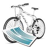 style4Bike Fahrradaufkleber Streifen Dekor Design Set Fahrrad Aufkleber TOP Sticker| S4B0062