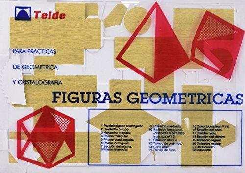 Figuras Geométricas - 9788430730292