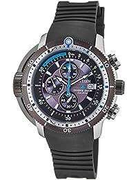 Citizen Eco-Drive Analog Black Dial Men's Watch BJ2120-07E