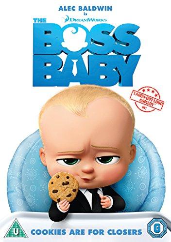 Bild von The Boss Baby [DVD] [2017]