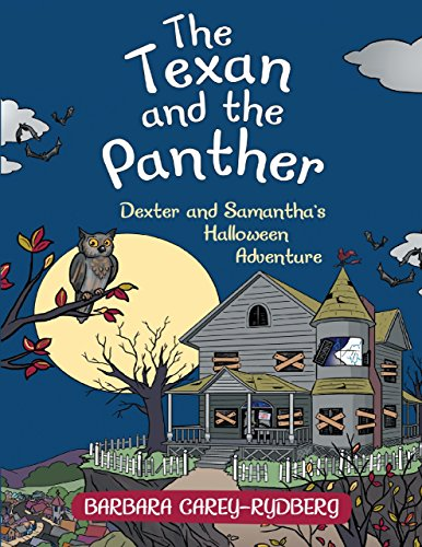 The Texan and the Panther: Dexter and Samantha's Halloween Adventure (English Edition)