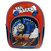 Trade Mark Collections Thomas Ride The Rails Back Pack (Red/Blue)
