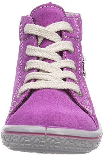 Ricosta Zayni, Baskets hautes fille Rose - Pink (candy 330)