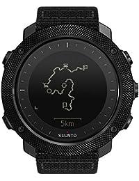 Suunto Traverse Alpha GPS Outdoor-Uhr zum Angeln, Jagen, Wandern, Bis zu 100 Std. Akkulaufzeit, Wasserdicht