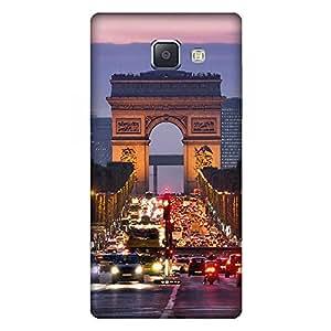 Mobo Monkey Designer Printed Back Case Cover for Samsung Galaxy A7 (6) 2016 :: Samsung Galaxy A7 2016 Duos :: Samsung Galaxy A7 2016 A710F A710M A710Fd A7100 A710Y :: Samsung Galaxy A7 A710 2016 Edition (Paris :: Architecture :: Landscape :: Tourism :: Symbol)