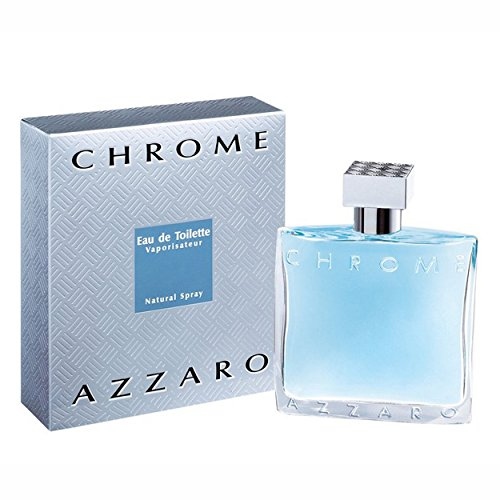 Azzaro Chrome Eau de Toilette, Uomo, 30 ml