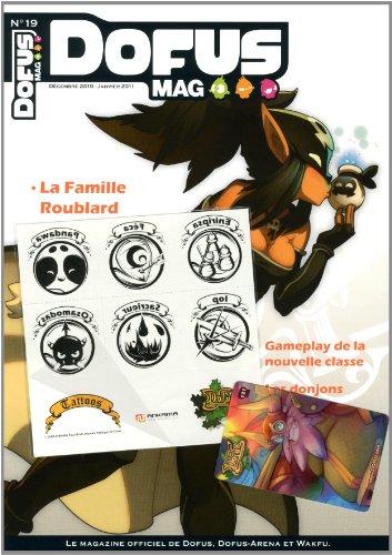 Dofus mag, N° 19, Décembre 2010 :