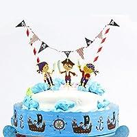 Suchergebnis Auf Amazon De Fur Piraten Kuchen Spielzeug