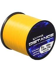 Ultima Unisex E5270Rango de larga distancia Casting y mar pesca línea, fuego naranja, 0,28mm-8.0LB