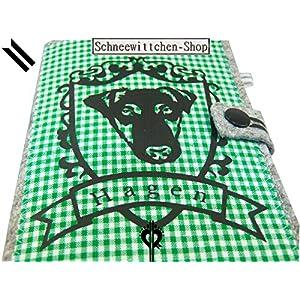 Glatthaar Foxterrier Hundepasshüll Tierpass