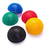 #5: Black Mountain Products Balancing Exercise Stability Pods Pack of Five