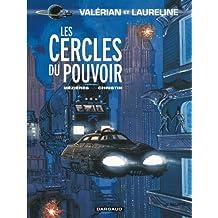Valérian, tome 15 : Les Cercles du pouvoir