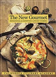 The New Gourmet: Sensational and Satisfying Low-Fat Cooking (California Culinary Academy Series) by Mary Carroll (1994-02-03)