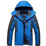 Morph33 Abrigos para hombre Extraíbles Resistentes al agua Ciclismo casual OuterWear Invierno Cálido chaqueta de tiro Película prop (color : 03, Tamaño : 9XL)