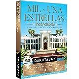 DAKOTABOX - Caja Regalo - MIL Y UNA ESTRELLAS INOLVIDABLES - 150 hoteles de lujo, palacios y balnearios en España, Andorra, Portugal, Francia e Italia