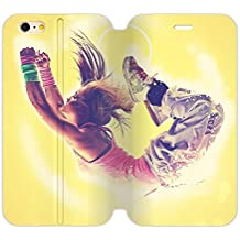 For Iphone 6 4.7 Durability Print Music 1 Womon Full Body Covers Phone Cases