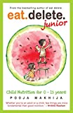 #1: Eat Delete Junior: Child Nutrition for 0-15 Years
