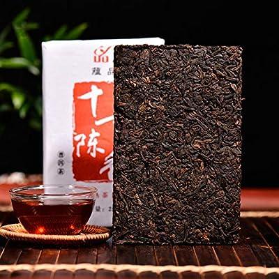 250g (0.55LB) thé Puer puer thé puer er Puerh Yunnan ancien thé Pu'er thé noir thé chinois thé mûr shu cha thé Puerh nourriture saine thé Pu-erh nourriture verte vieux arbres thé Pu erh cuit thé rouge