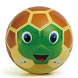 Zauberei Chastep Kinder Soft Training Tiere Ball 15cm Mini Schaumstoff Ball für Kinder (Seehund , Eichhörnchenl,Meetesschildkröte,Wal, Nashorn) (Meetesschildkröte)