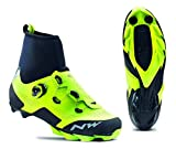 Northwave Raptor GTX - Zapatillas - amarillo/negro Talla del calzado 45 2017