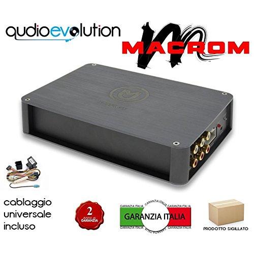 Zoom IMG-2 macrom m dspa 401 amplificatore
