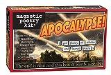 Apokalypse - Kühlschrankmagnet Set - Kühlschrank Poesie