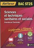 Scences et techniques sanitaires et sociales : Bac ST2S première et terminale