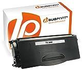 Bubprint Toner kompatibel für Brother TN-3060 für DCP-8085DN HL-5240 HL-5250DN HL-5340D HL-5350DN MFC-8380DN MFC-8460N MFC-8860DN MFC-8880DN Schwarz