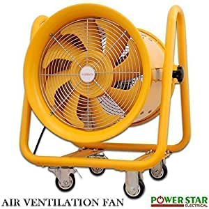 Portable Industrial Ventilator Exhaust Axial Blower ...