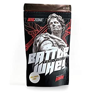 Big Zone BATTLE WHEY | Whey Protein Concentrate Eiweiss | Lecker Qualität...