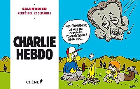 Calendrier perpétuel Charlie Hebdo : 52