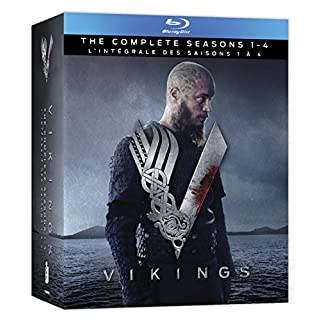 Vikings: Seasons 1-4 Box Set [Blu-ray]