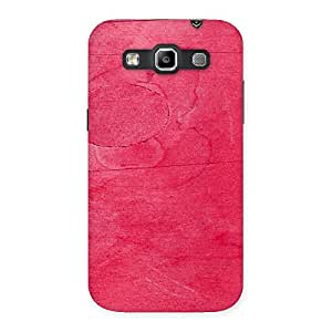 Impressive Pink Wood Work Multicolor Back Case Cover for Galaxy Grand Quattro