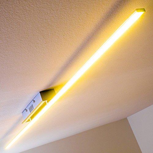 """LED Deckenleuchte """"Casale"""" mit 12 Watt 960 Lumen 3000 Kelvin Lichtfarbe warmweiss"""