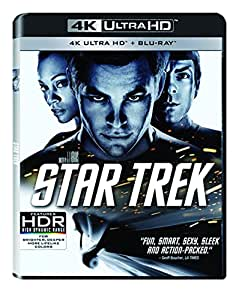 Star Trek (Blu-Ray 4K Ultra Hd + Blu-Ray)