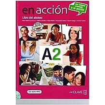En Acción A2 - Libro del alumno + CD + mp3