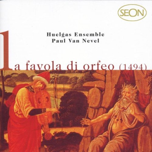 La Favola Di Orfeo [Import anglais]