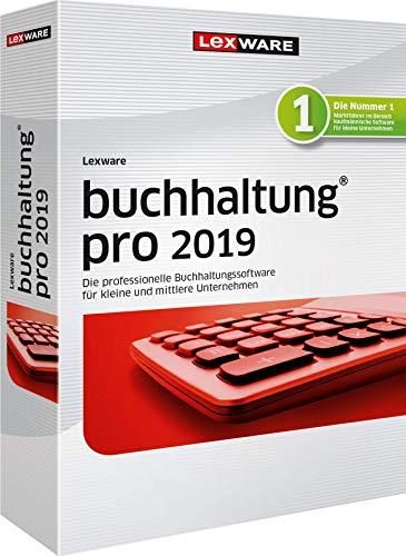 Lexware buchhaltung 2019 pro-Version Minibox (Jahreslizenz) Einfache Buchhaltungs-Software für Freiberufler, Handwerker, kleine und mittlere Unternehmen Kompatibel mit Windows 7 oder aktueller