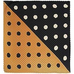 Parfois - Pañuelo Cuadrado Monogram Colors - Mujeres - Tallas S - Negro