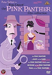 Blake Edwards: The Pink Panther Film Collection