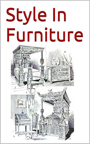 style-in-furniture-english-edition