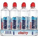Active O2 Cherry Einweg (8 x 750 ml)