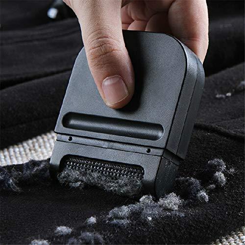 YuYa Fusselrasierer Mini tragbare Haarentfernung Haushalt manuelle Kleidung Haarentferner Pinsel Sweater Rasur Maschine Rasieren Ball Trim